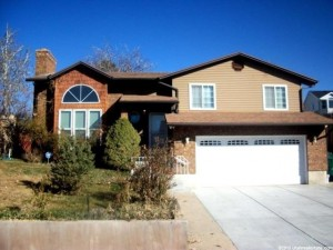 For Sale: 1369 East Snowcreek Drive, Layton, Utah 84040